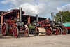 Bishops Castle Michaelmas Fair (Ben Matthews1992) Tags: bishops castle michaelmas fair 2017 shropshire salop uk engalnd britain british old vintage historic preserved preservation vehicle transport haulage steam traction engine locomotive aveling porter tractor roller oberon sm6448 5ton 4nhp ophelia fx7043 3nhp marshall challenger tm4430 7nhp foster winnie ma5730 6nhp