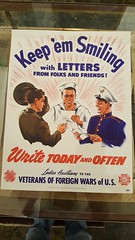 """WWII PROPAGANDA POSTER.  $165. • <a style=""""font-size:0.8em;"""" href=""""http://www.flickr.com/photos/51721355@N02/27849211239/"""" target=""""_blank"""">View on Flickr</a>"""