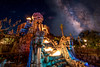 Tokyo Disneysea 2017 27 - Raging Spirits (JUNEAU BISCUITS) Tags: ragingspirits japan tokyodisney tokyodisneysea disneysea themepark disney disneyresort disneyparks nikon nikond810 waltdisney rollercoaster