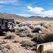 Backcountry Parking (W9JIM) Tags: california unitedstates w9jim w9jeep dvnp deathvalley highdesert desert 7d2 24105l 24mm roadblock spanishspring travelbug explore