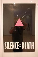 Silence = Death (JB by the Sea) Tags: sanfrancisco california october2017 urban financialdistrict sanfranciscomuseumofmodernart sfmoma