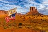 Stand Tall (James Neeley) Tags: monumentvalley utah arizona navajonation landscape mittens jamesneeley