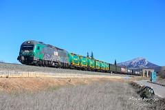 601-007 COMSA (cercanias446malaga) Tags: comsa rail