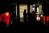 Peyragudes, France. December 2017 (Victor M. Perez) Tags: 28mm leicam10 leica highlights shadows silhouette yellow red ski france pyrenees peyragudes
