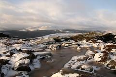 "Chilled Gritstone ""Explored"" (Derbyshire Harrier) Tags: gritstone derwentedge derbyshire snow winter ice frozen nationaltrust peakdistrict peakpark december christmas moorland darkpeak kinder explore explored grouptripod"