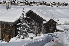 Livigno - Via Contin (quanuaua) Tags: ifttt 500px italy snow mountain valley alps livigno chalet baite alpine village luigion via contin