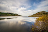 Rodeo Lagoon (Ant Fisher) Tags: flatwater willow clouds marinheadlands reflection longexposure