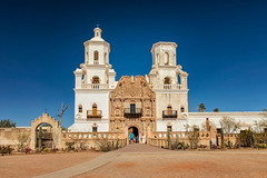 Mission San Xavier del Bac (KPortin) Tags: missionsanxavierdelbac church tucson arizona architecture