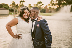Simply fun and memorable (ScorpioOnSUP) Tags: africanamerican bride celebration couple couplesession doors excitement golfcourse groom happiestcouple happiestday happy kiss lawn love lovelycouple marriage newlymarried newlywed outdoors palmtrees pond portrait portraitphotography promise sunset uniform waterfountain wedding weddingceremony weddingday weddinggown weddingtux welldressed
