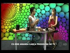 BASTIDORES DA FAMA: Netinho bate papo com Amanda Gontijo sobre novo programa na TV Candidés (portalminas) Tags: bastidores da fama netinho bate papo com amanda gontijo sobre novo programa na tv candidés