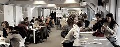 Designing the Future... (Michael C. Hall) Tags: students think thinktank university collaboration