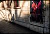 Hooray (Stephen Percival) Tags: london poster motown musical theatre shadow sun shade street shaftesburyavenue shaftesburytheatre urban westend fujifilm xpro2
