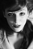 Elodie : Portrait : Nikon D4 : Nikkor 85 mm F1.4 : AFD : Black And White : Portraiture (Benjamin Ballande) Tags: elodie portrait nikon d4 nikkor 85 mm f14 afd black and white portraiture