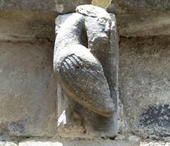 Migron – Saint-Nazaire (Martin M. Miles (on the road again...)) Tags: migron saintonge corbel creature stylesaintongeais charentemaritime 17 nouvelleaquitaine charente 16 france