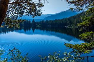Ripples on Bear Lake