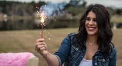 RNP_3428 (Ronnie Newman Photography) Tags: firework fireworks sparkle sparkler fire people portrait nature fun