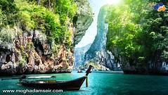 Top-Destinations-in-Thailand (moghadamseir.travel) Tags: تایلند تورتایلند سفربهتایلند بانکوک جاذبههایتایلند