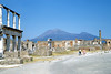 Kodachrome Transparency red 1950s slides (foundin_a_attic) Tags: 1950s 1953 kodachrome transparency red slides pompei italy pompeii