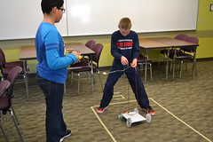 College of DuPage Engineering Club Hosts STEM Learning Event for Homeschoolers 2018 4 (COD Newsroom) Tags: collegeofduipage cod engineering engineeringclub homeschool stem science technology math campus glenellyn illinois il berginstructionalcenter college communitycollege education highereducation biotechnology chemicalengineering computerscience robotics computer dupage dupagecounty