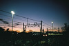 Winter sunset (tripl8_i) Tags: ricoh a2 rikenon 35mm 28 sunset