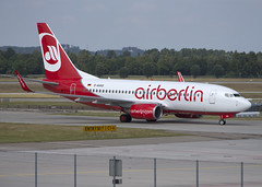 D-AHXG_737-7K5_BER_EDDM_0148 (Mike Head - Jetwashphotos) Tags: boeing 737 737700 7377k5 ab ber airberlin muc eddm munichairport bavaria germany