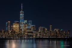 Manhattan from New Jersey... (Bruno Bastin) Tags: brunobastin newyork manhattan bigapple newyorkcity nyc nikond750