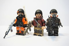 The Division (LJH91) Tags: thedivision military lego custom minifigure