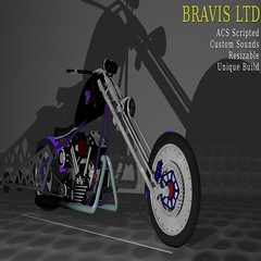 purple dragon DRAG vp (Bravis Ltd) Tags: bike bikes motorcycle bravis rock track race racing car motor vehicle trike chopper low rod garage mechanic custom unique ferrari bmw triumph lambretta drag hot second life secondlife sl wheel