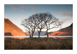 Sunrise at Crummock Water