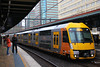 A-51, Sydney Central, September 5th 2014 (Southsea_Matt) Tags: aset a51 waratah publictransport passengertravel train railway railroad sydneycentralsydneynew south walesaustraliacanon60dsigma1850mmseptember2014springelectric multiple unitemucityrailsydney trains
