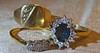 6830 His n her rings (Andy - Tak'n a breever) Tags: ggg gold rings rrr diamonds engagementring eeeddd