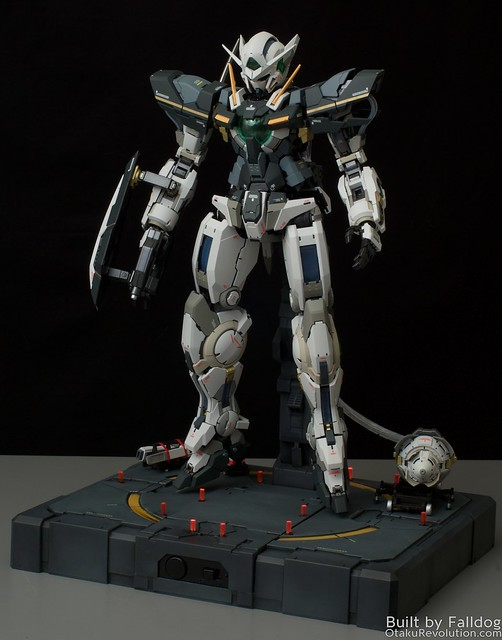 PG Exia - Completed Build 1 by Judson Weinsheimer