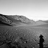 Haleakala Crater, Maui. (Matt Benton) Tags: 120 mediumformat square sqa bronicasqa maui haleakala blackandwhite hawaii