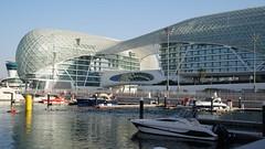 Swim start Tri Yas - Abu Dhabi - 16 Feb 2018 (Patrissimo2017) Tags: triathlon