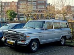 Jeep Wagoneer 1974 (Ardy van Driel) Tags: 51dgdr 51dgrd02 car 4x4