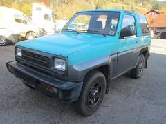 Daihatsu Feroza (Vehicle Tim) Tags: auto car fahrzeug suv 4x4 4wd allrad geländewagen daihatsu feroza