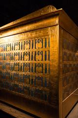 Sarkophag (Bruyere42) Tags: tutankhamun ägypten egypt sarkophag landschaft tutanchamun museum