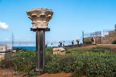Cesarea Maritima, Israel (Jose Antonio Abad) Tags: agua joséantonioabad mar paisajeurbano pública israel cesarea romano arquitectura caesarea haifadistrict il