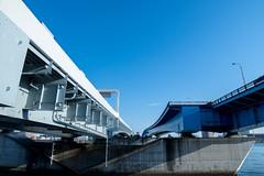 Harumi Grand Bridge (yukilanieve) Tags: tokyo expressway shutoko 東京 高速道路 bridge
