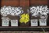 Drost / Fusy / Enta (Alex Ellison) Tags: fusy nts drost enta northwestlondon urban trackside railway graffiti graff boobs