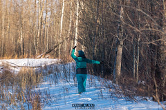 Wave (Wright Of Way Photography) Tags: outdoors winter forest snow