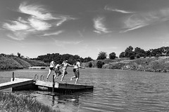 2-18-104 (ShaLyn77) Tags: familytime girls potd sawtooth summer swim