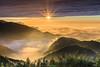 大崙山 (王宇信) Tags: taiwan cloud sunset mountain sony nantou 大崙山 日落 天空 風景 a7m2 a7ii fe24240 雲海 銀杏森林 火燒雲 海 黃金海