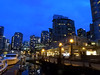 Evening by the Sea (knightbefore_99) Tags: coal harbour bc seafront west coast vancouver night low light condos concrete foreign greed treaon sky blue evening