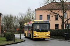 6655 205 (brossel 8260) Tags: belgique bus tec brabant wallon