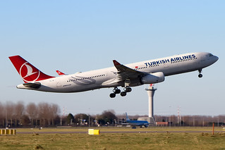 TC-JNI, Airbus A330-343, Turkish Airlines