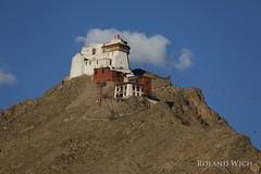 Leh (Rolandito.) Tags: inde india asia ladakh leh monastery