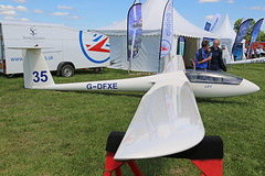 G-DFXE Rolladen Schneider LS-7 Booker High Wycombe Aero Expo 03rd June 2017 (michael_hibbins) Tags: gdfxe rolladen schneider ls7 booker high wycombe aero expo 03rd june 2017 aircraft aeroplane aerospace airplane air airshow aeroexpo glide glider powered civil private uk european