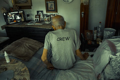 crew (Alice Vacondio) Tags: old older man story portrait reportage photo photography house