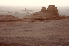 Kaluts (deus77) Tags: dashte lut iran desert sandcastles formation rock rocks sunset persian view landscape iranian